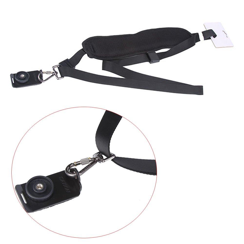 Quick Rapid Camera Single Shoulder Sling Belt Strap For Digital Slr Caden Kamera Cameras Camcorders Photo