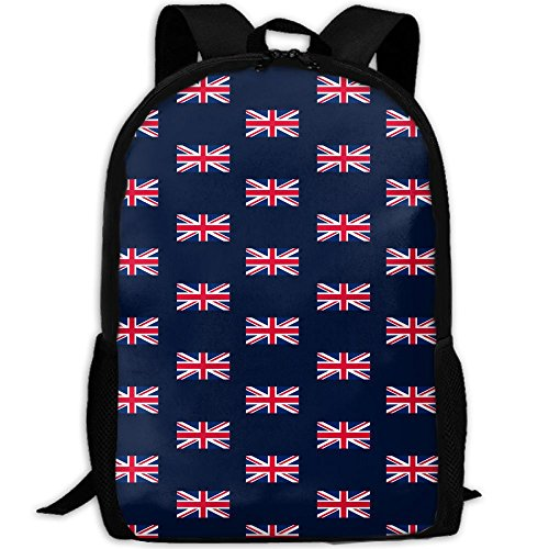 British Flag Interest Print Custom Unique Casual Backpack School Bag Travel Daypack - Uk Custom Sunglasses