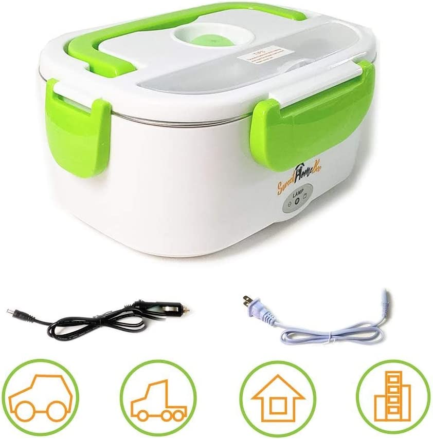 Sweet Home Bee Electric Lunch Box
