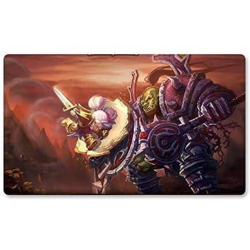 Warcraft93 - Juego de mesa de Warcraft tapete de mesa Wow ...