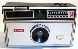 Kodak Instamatic 104 Camera