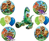 Disney Pixar The Good Dinosaur Happy Birthday Balloon Decoration