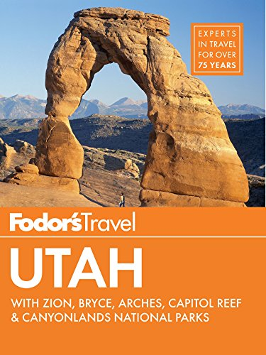 Canyon Utah Antelope (Fodor's Utah: with Zion, Bryce Canyon, Arches, Capitol Reef & Canyonlands National Parks (Travel Guide))