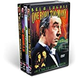 Bela Lugosi Comedies Collection (The Gorilla / Spooks Run Wild / One Body Too Many / Bela Lugosi Meets A Brooklyn Gorilla) (4-DVD)