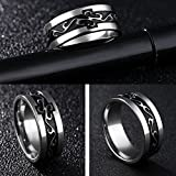 Sumanee Dragon Lines Ring Fashion Jewelry Ring For Boy Gift Finger Ring Finger Jewelry (7)