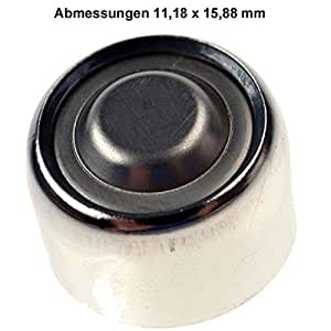 Pila de botón alcalina PX640, PX640A, A640PX, EN640A (1,5 V)