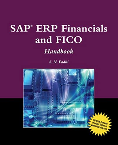 sap erp financials and fico handbook the jones and bartlett rh amazon com SAP Manual USCG SAP Manual USCG