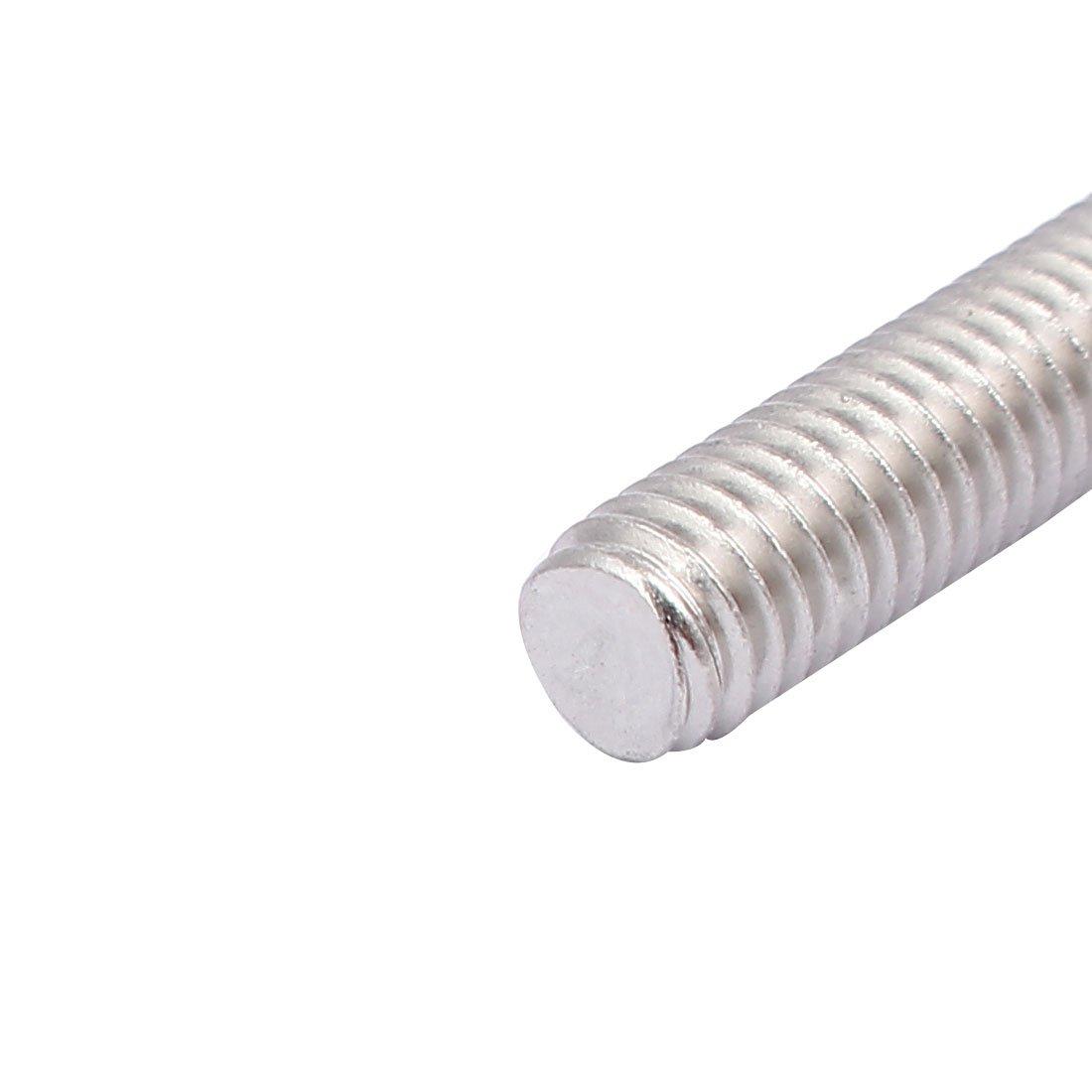 uxcell M5x70mm 304 Stainless Steel Button Head Hex Socket Cap Screws Bolts 10pcs a17022100ux0078