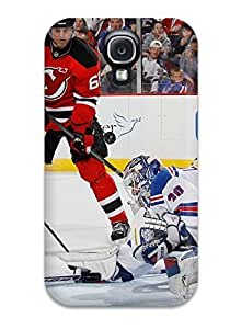 Brandy K. Fountain's Shop Hot 7695693K320068020 new jersey devils (3) NHL Sports & Colleges fashionable Samsung Galaxy S4 cases