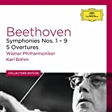 Collectors Edition: Beethoven: Symphonies Nos. 1 - 9; 5 Overtures [6 CD]