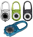 Swiss Tech Carabiner Micro Light 2 Pack, Color May Vary