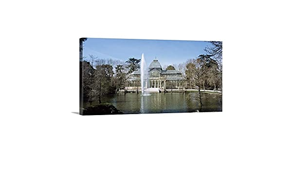 Amazon.com: GREATBIGCANVAS Gallery-Wrapped Canvas Entitled ...