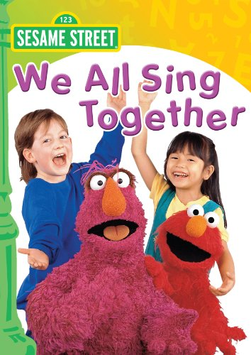 Amazon Com Sesame Street We All Sing Together Jerry
