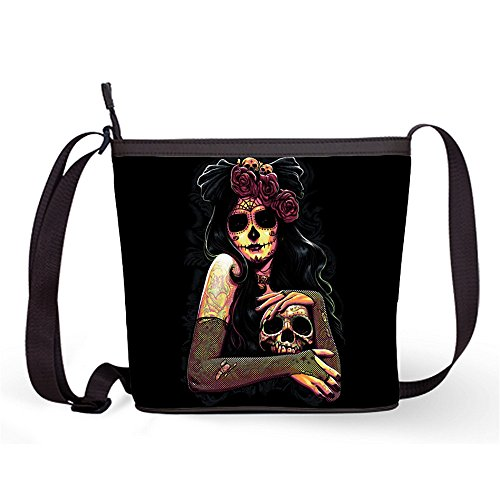 Bag01 Sugar Casual Sugar Shoulder Skull Bag Print Crossbody Sling Popular Fashion with Bag and Sling Bag Female awUPdqq6