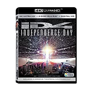 Independence Day 20th Anniversary [Blu-ray]