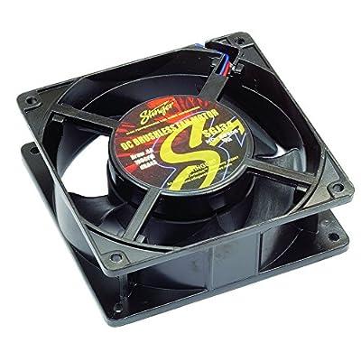 Stinger 5-Inch Square Fan by Stinger