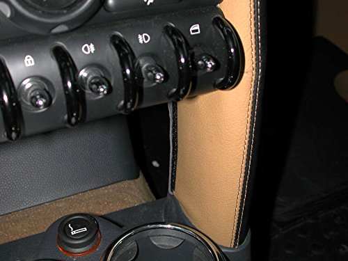 Amazon.com: MINI Cooper 2001-06 tubos de consola de RedlineGoods: Automotive
