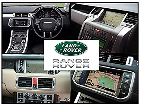 - maps sat nav disc 2019 2005-2009 SPORT LAND ROVER RANGE ROVER DISCOVERY 3