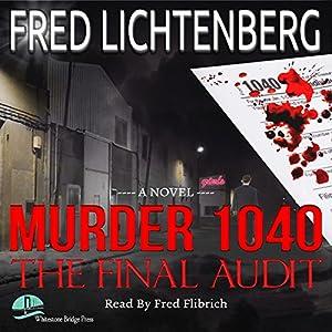 Murder 1040 Audiobook