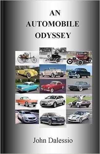 An Automobile Odyssey: Amazon.es: John Dalessio: Libros en idiomas extranjeros