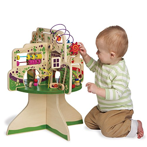 Image of the Manhattan Toy Tree Top Adventure Activity Center