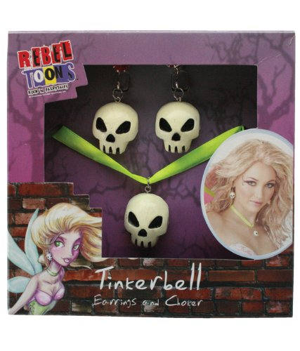 Tinkerbell Jewelry Kit Rebel Toons (Rebel Toons)