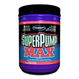 Gaspari Nutrition Super Pump Max, Fruit Punch, 1.41-Pounds