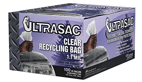 Aluf Plastics Ultrasac Professional Recycling product image