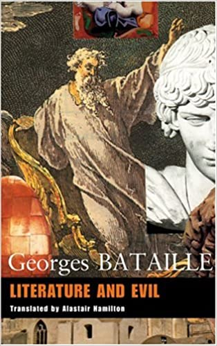Literature and Evil, Cover art