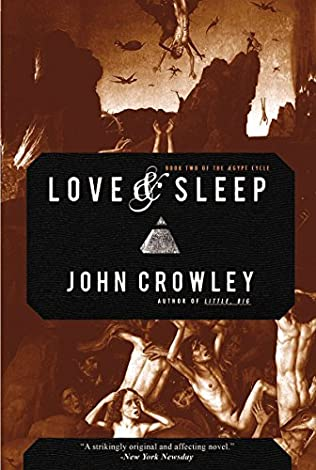book cover of Love and Sleep