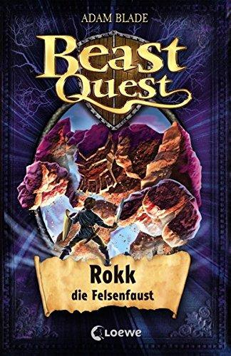 Beast Quest 27   Rokk Die Felsenfaust