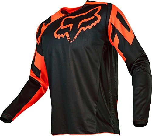 Fox Racing 180 Race Youth Boys Off-Road Motorcycle Jerseys - Orange / X-Large