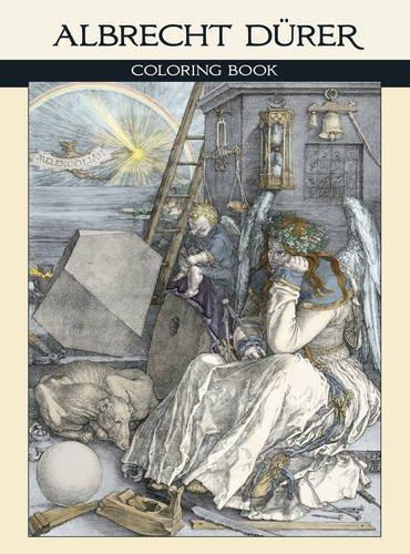 Albrecht Dürer: Coloring Book (Best Cell Shaded Games)