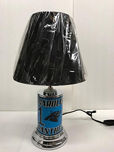 Carolina Panthers Desk Lamp