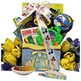 GreatArrivals Gift Baskets for Life's Boo Boos: Kid's Get Well Gift Basket ~ Ages 6 to 8, 1.36 Kg