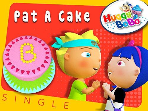Pat A Cake Nursery Rhymes By HuggyBoBo
