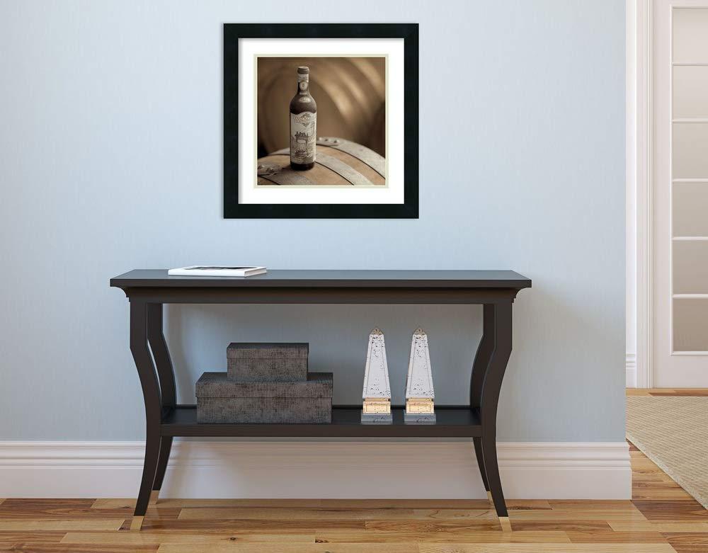 Amazon.com: Framed Art Print Wine #3 by Alan Blaustein ...