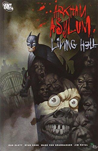 Arkham Asylum Comics - Arkham Asylum: Living Hell