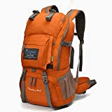 Mountaintop 40 Liter Backpack with Rain Cover-5812II