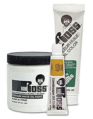 Bob Ross Oil Colors 37ml and 150ml