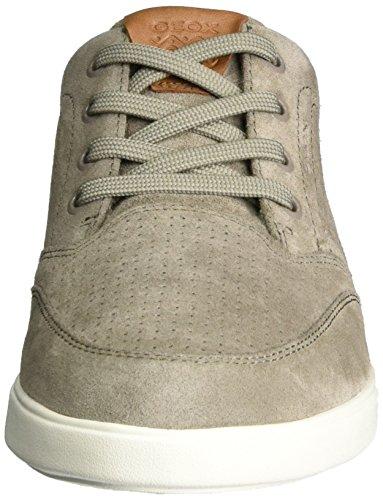 U Walee Basses Beigetaupec6029 Geox BSneakers Homme JFl1cK