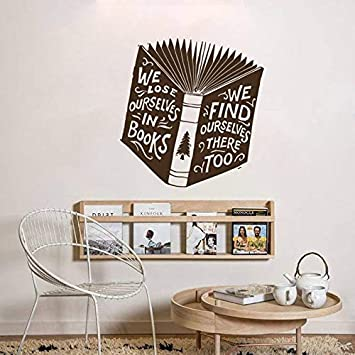 Amazon Com Vinyle Art Affiche Amovible Citation Murale Nous