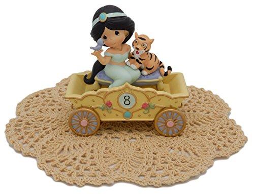 Disney Showcase Princess Birthday Parade Series Resin Figurine with Westbraid Doily (Eight Is Great, Age 8) Joseph Prince 2017 Christmas