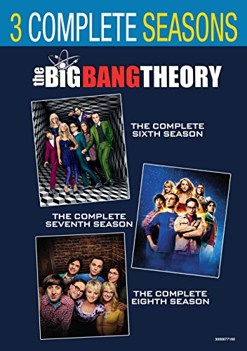 Big Bang Theory, The: Seasons 6-8 (3-Pack) -