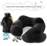 3in1--TRAVEL-NECK-PILLOW-with-an-excellent-3D-SLEEP-MASK-1-pair-of-HIGH-FIDELITY-EARPLUGS-and-a-compact-CARRY-