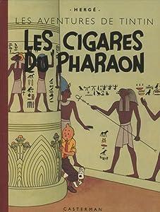 """Afficher """"Les Aventures de Tintin n° 4<br /> Les cigares du pharaon"""""""