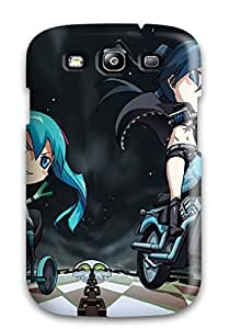 Durable Case For The Galaxy S3- Eco-friendly Retail Packaging(vocaloid)