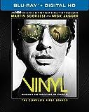 Vinyl: The Complete First Season (BD + Digital HD) [Blu-ray]