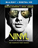 Vinyl: Season 1 [Blu-ray + Digital Copy]