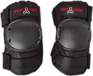 Triple Eight 604352 60003 Saver Series Elbowsaver, Black, One Size Fits All